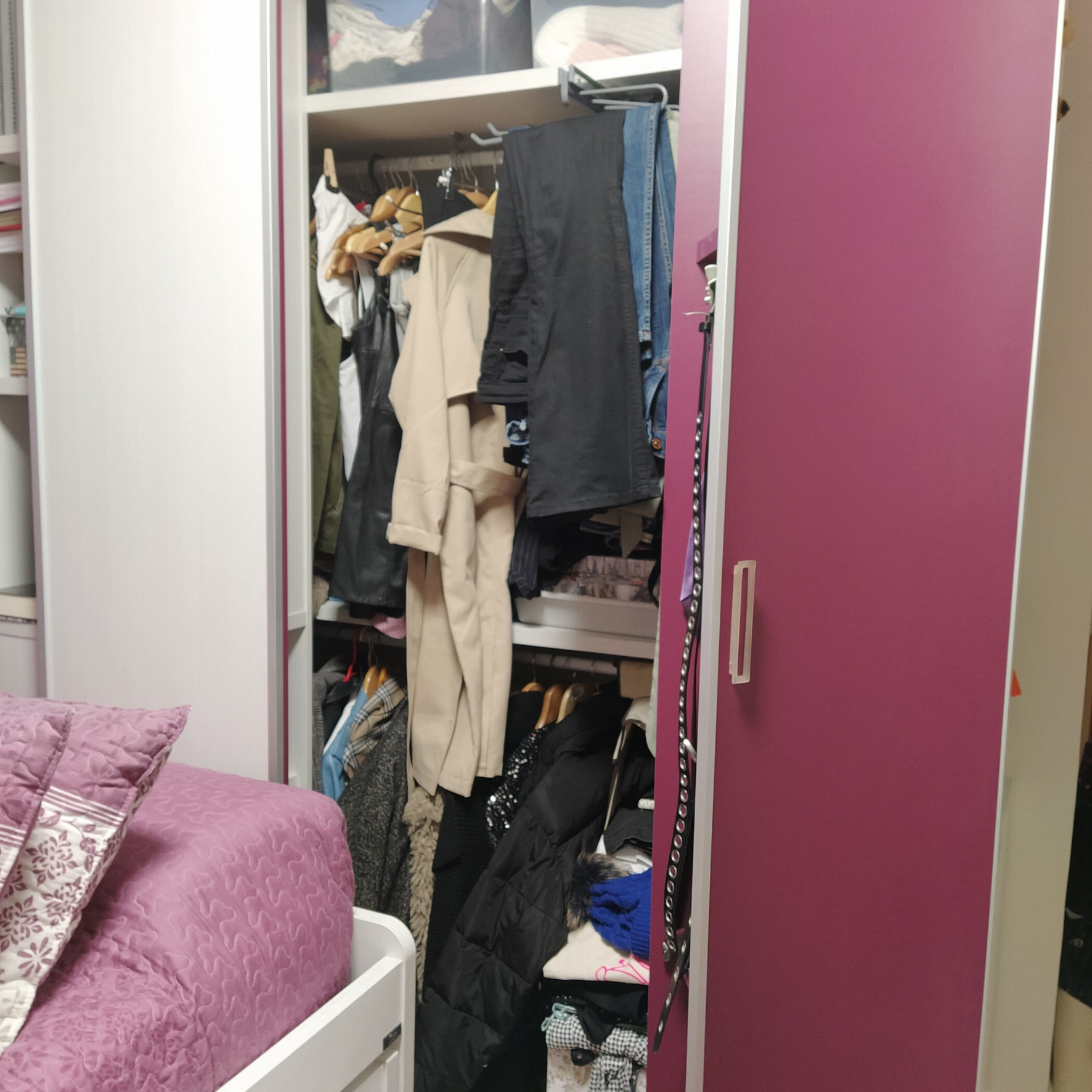 15x15 antes armario deusto