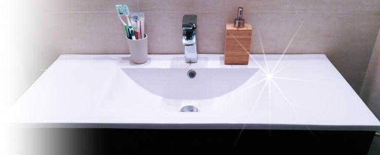 Cómo ordenar el cuarto de  baño en 30 minutos