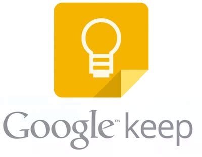 Logotipo Google keep