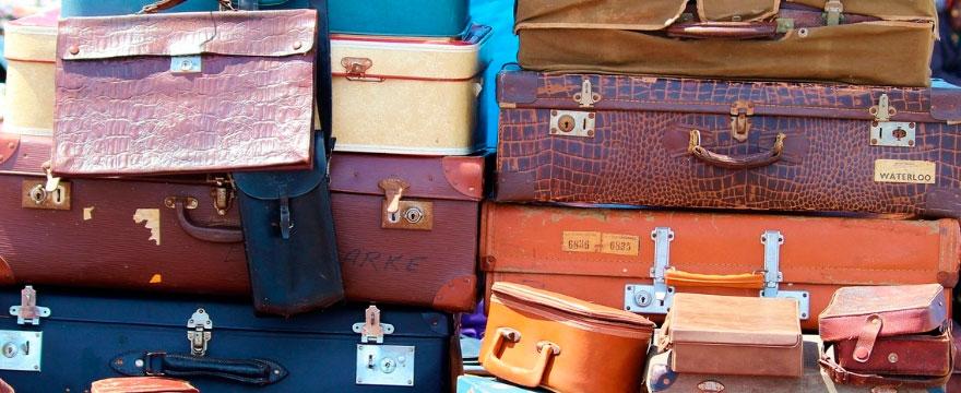 La forma más rápida de hacer una maleta